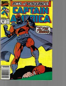 Captain America #367 (Marvel, 1990) VF/NM