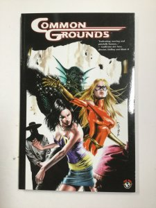 Common Grounds Tpb Softcover Sc Near Mint Nm Top Cow
