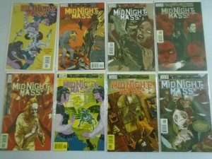 Midnight Mass set #1-8 8.0 VF (2002 Vertigo)