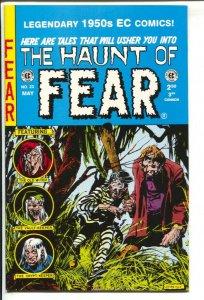 Haunt Of Fear-#23-MAY-1998-Gemstone-EC Reprint