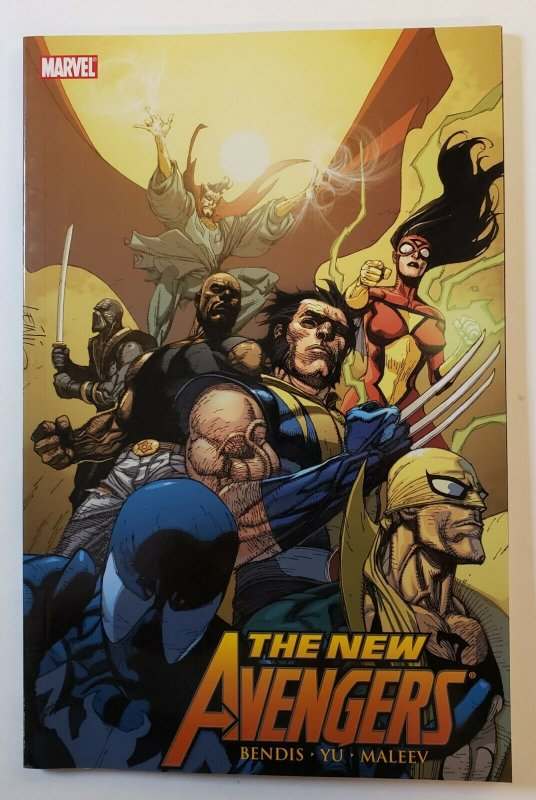 The New Avengers: Revolution  Vol.6 TPB Soft Cover 2nd Print Marvel NM