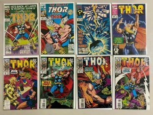 Thor comic lot 14 different from #457-499 8.0 VF (1993-96)