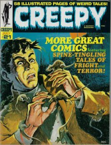 Creepy #21 (Warren, 1968) VF