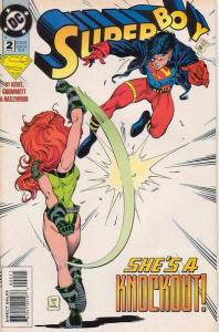 Superboy (1994 series) #2, Fine- (Stock photo)