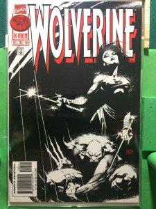 Wolverine #106