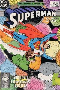 Superman (1987 series) #14, NM- (Stock photo)