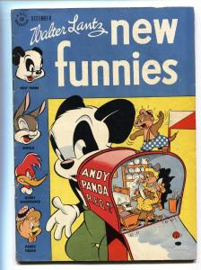 New Funnies #131 1947-Dell-Woody Woodpecker-Andy Panda