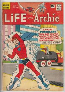 Life with Archie #42 (Oct-66) FN- Mid-Grade Archie, Jughead, Betty, Veronica,...