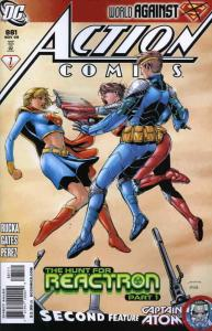 Action Comics #881 VF; DC | save on shipping - details inside