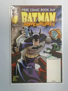 Batman Adventures #1 Free Comic Book Day edition 8.0 VF (2003 2nd Series)