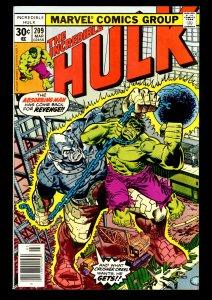 Incredible Hulk (1962) #209 VF/NM 9.0