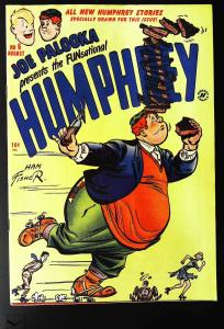 Humphrey Comics #6, VF- (Actual scan)
