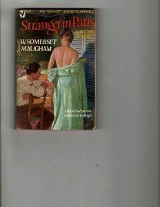 3 Books Stranger in Paris The Physiology of Love Obsessed Romance Thriller JK28