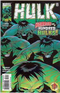 Hulk #11 (Feb-00) NM/MT Super-High-Grade Hulk, Bruce Banner
