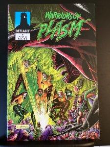 Warriors of Plasm #1 (1993)