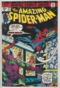 Amazing Spider-Man #137 (Oct-74) VF/NM High-Grade Spider-Man