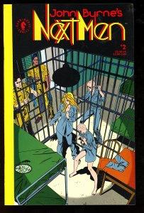 John Byrne's Next Men #2 (1992)