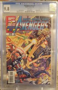 Avengers #12 CGC 9.8, Volume 3