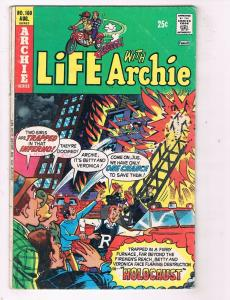 Life With Archie #160 VG/FN Archie Series Bronze Age Comic Book Aug 1975 DE48