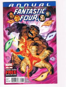 Fantastic Four Annual # 33 NM Marvel Comics Invisible Woman Human Torch S92