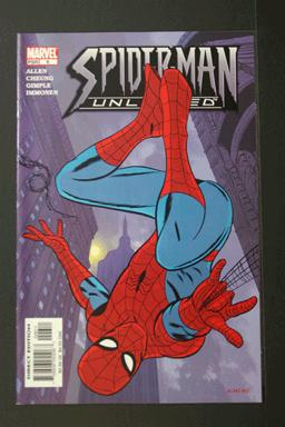 Spider-Man Unlimited #6 January 2005