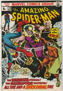 Amazing Spider-Man Brittish Variant #118 (Mar-73) VF+ High-Grade Spider-Man