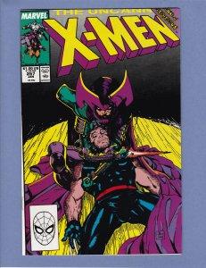 X-Men #257 NM-/NM Early Psylocke Jim Lee Cover and Art