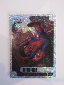 2016 MARVEL MASTERPIECES SHORT PRINT SPIDERMAN HOLOFOIL 88/99 JOE JUSKO