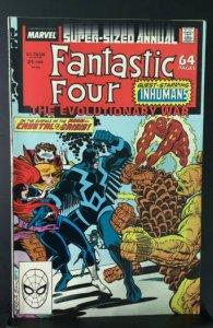 Fantastic Four Annual #21 (1988)