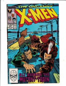 THE UNCANNY X-MEN#237 VF/FN   NO RESERVE Save on shipping