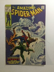 Amazing Spider-Man 74 Fn Fine 6.0 Marvel Comics