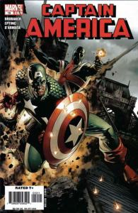 Captain America (5th Series) #19 VF/NM; Marvel   save on shipping - details insi