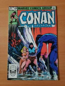 Conan the Barbarian #149 Direct Market ~ NEAR MINT NM ~ 1983 Marvel Comics
