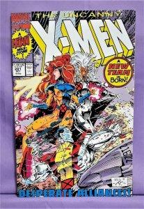 John Byrne UNCANNY X-MEN #281 Whilce Portacio 1st Trevor Fitzroy (Marvel, 1991)!