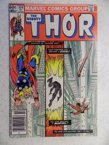 MIGHTY THOR # 324