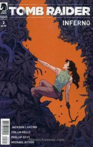 Tomb Raider: Inferno #2 FN; Dark Horse | save on shipping - details inside