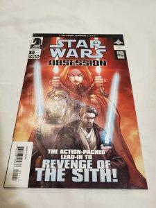 Star Wars Obsession 1 Near Mint- Cover by Brad Anderson