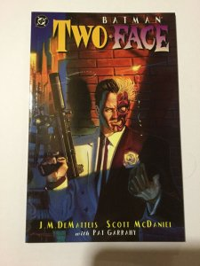 Batman/Two-Face: Crime And Punishment Near Mint Nm Prestige Dc