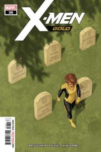 X-Men Gold (2017 series) #36, NM (Stock photo)