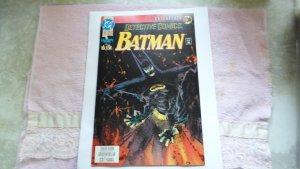1993 DC COMICS DETECTIVE COMICS BATMAN # 662