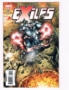 Exiles #87 NM Marvel Comics Comic Book X-Men 2006 DE28