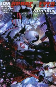 G.I. Joe: Snake Eyes (Vol. 2) #16 VF/NM; IDW | save on shipping - details inside