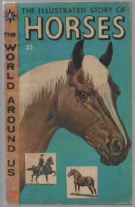 WORLD AROUND US 3 GD  Nov. 1958  (HORSES)
