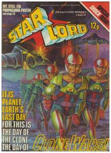STAR LORD (BRITISH WEEKLY) 17 VF+ ( 9/ 2/78) B McCarthy