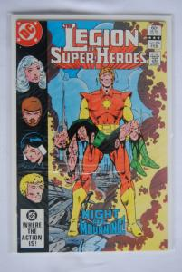 Legion of Super-Heroes 296