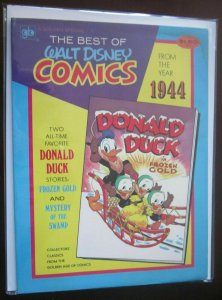 The Best of Walt Disney Comics Donald Duck Stories h20 stain #1 5.0 VG/FN (1972)