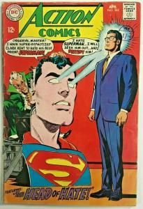 ACTION COMICS#362 VG 1968 SUPERMAN DC SILVER AGE COMICS