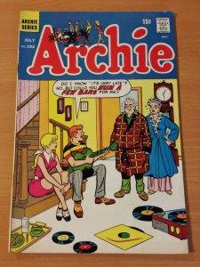 Archie #192 ~ FINE - VERY FINE VF ~ 1969 Archie Comics