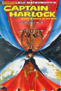 Captain Harlock #5, VF+ (Stock photo)