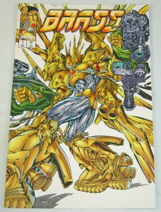 Brass Folio Edition #1 Jim Lee - Richard Bennett - Image/Wildstorm 1996 treasury